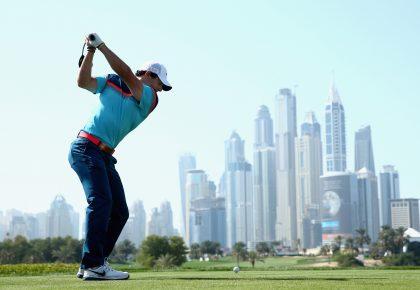 European young guns headed to Sun City on Race to Dubai chase