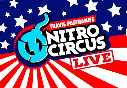 Nitro Circus in Cape Town, October 2017