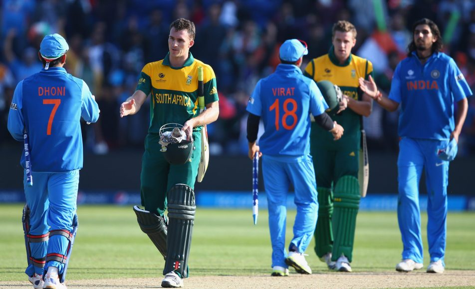 South Africa vs India – ODI Series 2018
