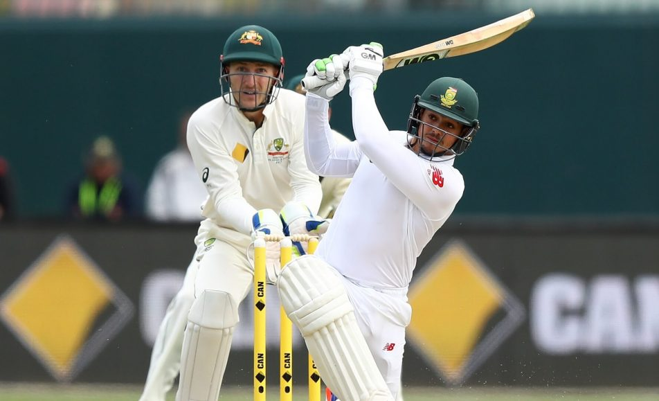 South Africa vs Australia – Test Cricket