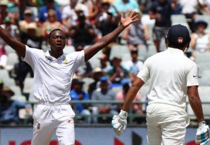Kagiso Rabada is the new World No 1 bowler in Test cricket!