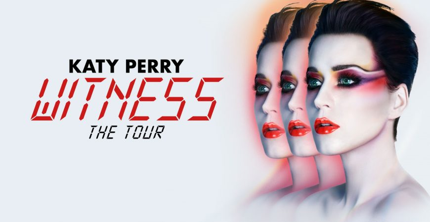 Katy Perry - Witness The Tour 2018 - Beluga Hospitality