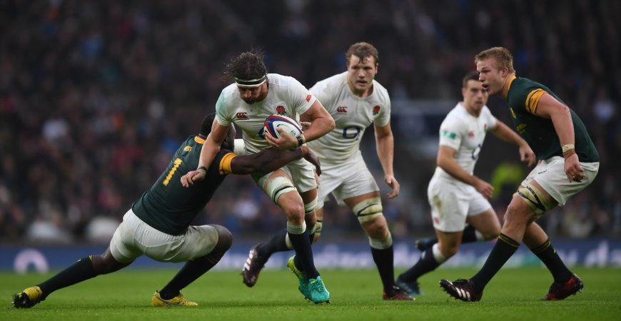 England v South Africa - June Internationals - Beluga Hospitality