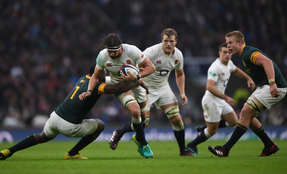 South Africa vs England – Test Rugby 2018