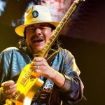 Carlos Santana back in South Africa