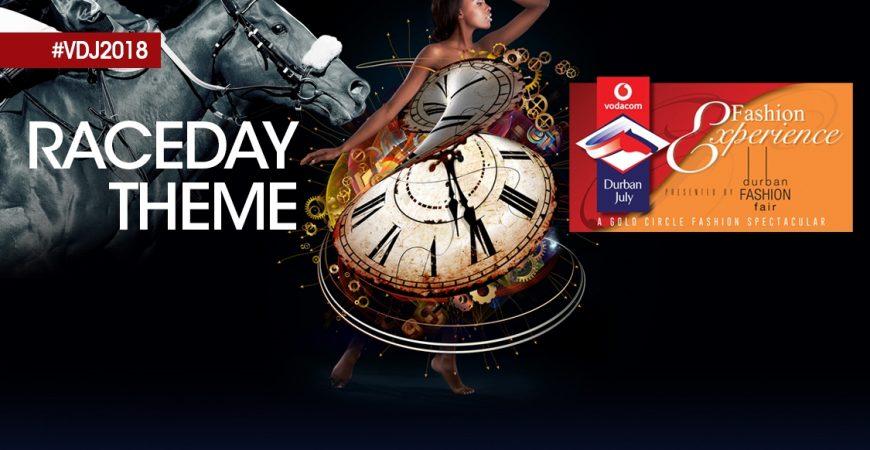 2018 Vodacom Durban July theme - Beluga Hospitality