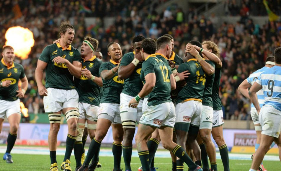 South Africa vs Argentina – The Rugby Championship