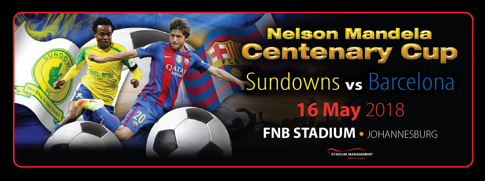 Date for barcelona vs sundowns