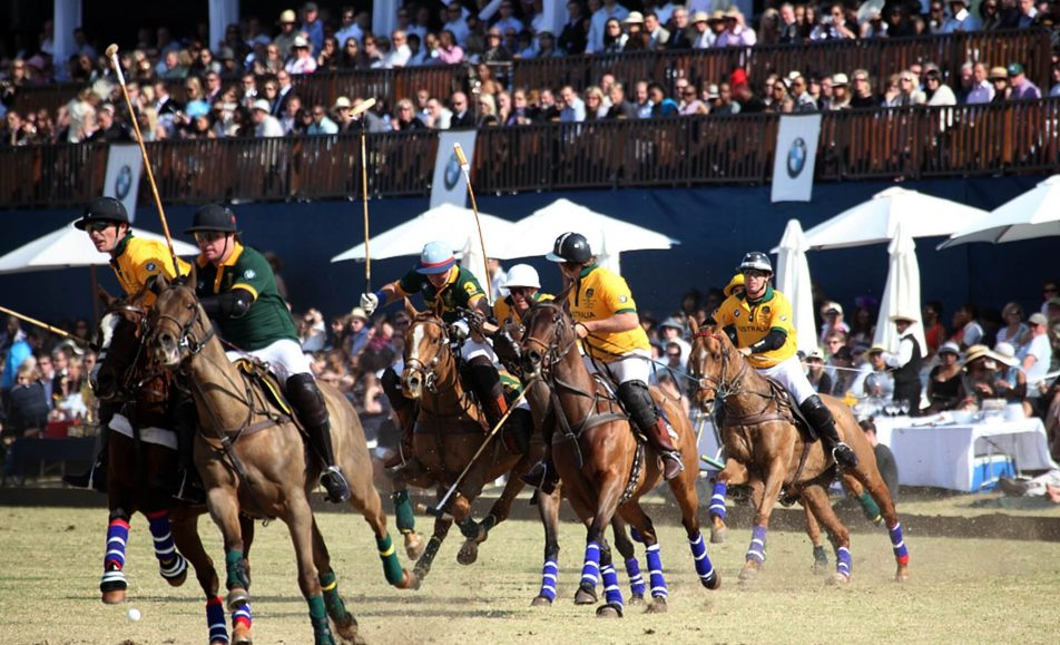 Nedbank International Polo – South Africa vs Australia