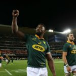Springboks squad for tests against Wales & England