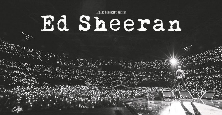 Ed Sheeran Divide Tour is coming to SA