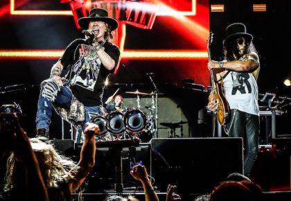 Guns N' Roses are coming to SA