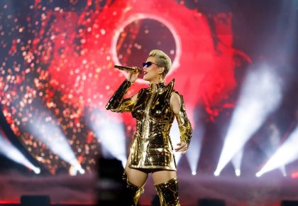 Katy Perry WITNESS: The Tour is finally here!