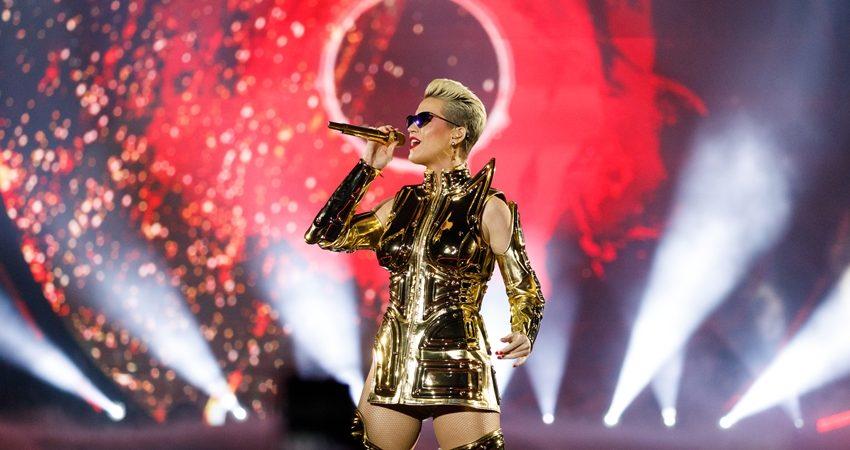 Katy Perry WITNESS tour 2018 - Beluga Hospitality