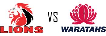 Lions vs Waratahs - Super Rugby Hospitality - Beluga Hospitality