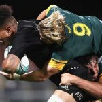 Castle Lager Rugby Championship – South Africa vs New Zealand