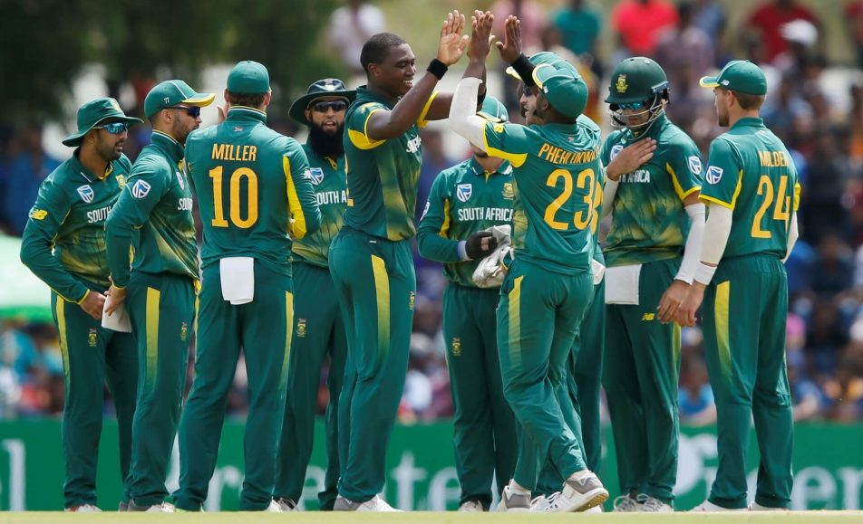 South Africa vs Pakistan – ODI Series 2019