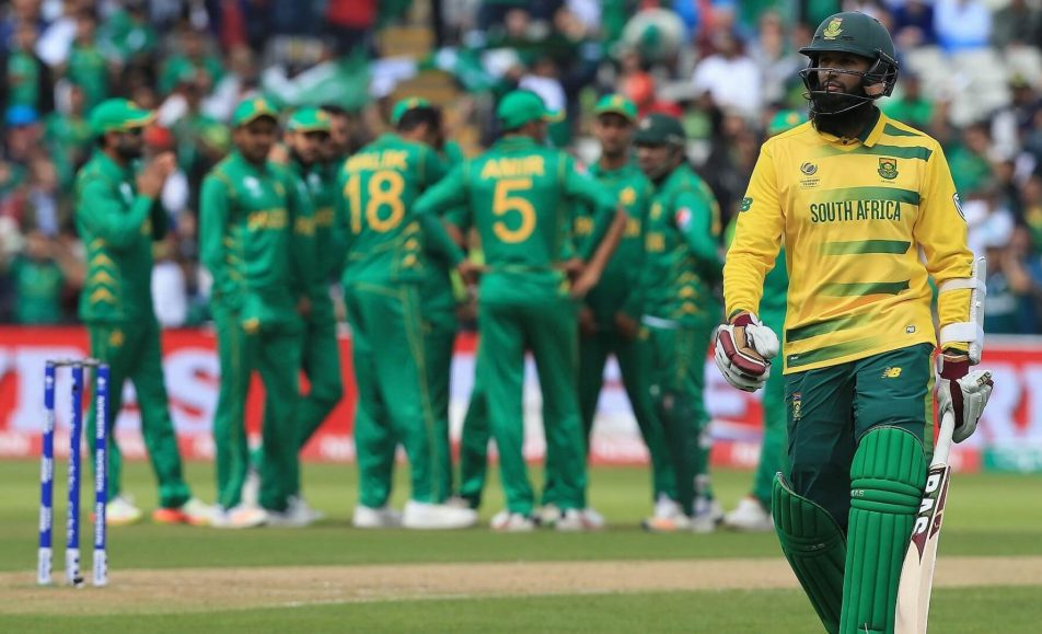 South Africa vs Pakistan ODI Series 2019