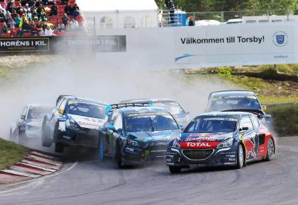 Motorsport fans take note: World Rallycross returns to Cape Town