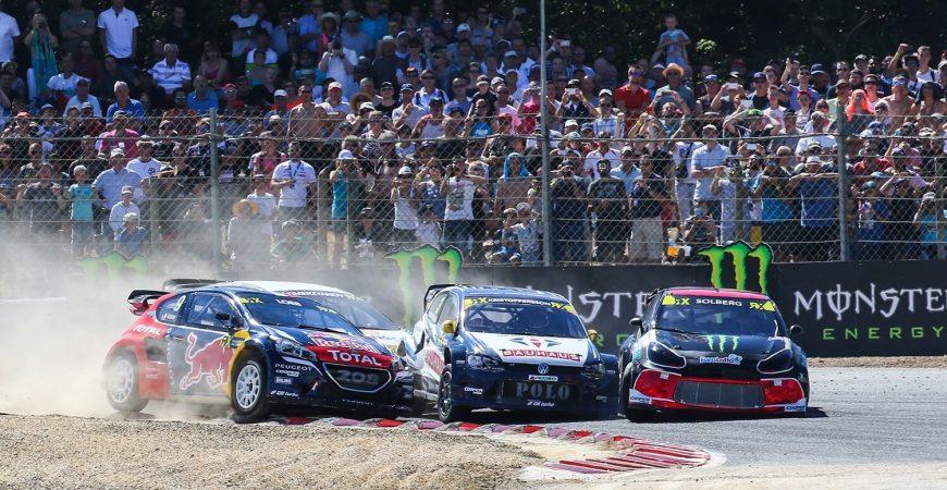 World RX Rallycross Championship - Cape Town - Beluga Hospitality