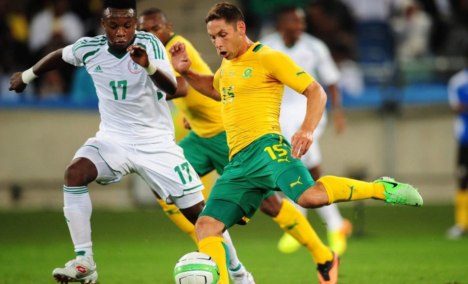 South Africa vs Nigeria – AFCON Qualifiers 2019