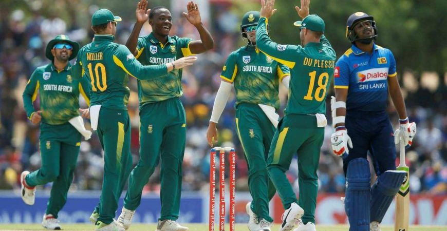 South Africa vs Sri Lanka - ODI Series - Beluga Hospitality