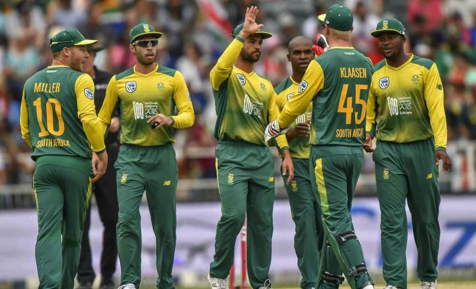 South Africa vs Sri Lanka – T20 Series 2019