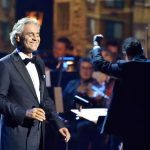 Andrea Bocelli is touring South Africa