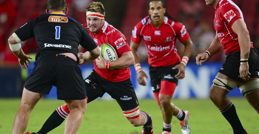 VODACOM SUPER RUGBY 2016