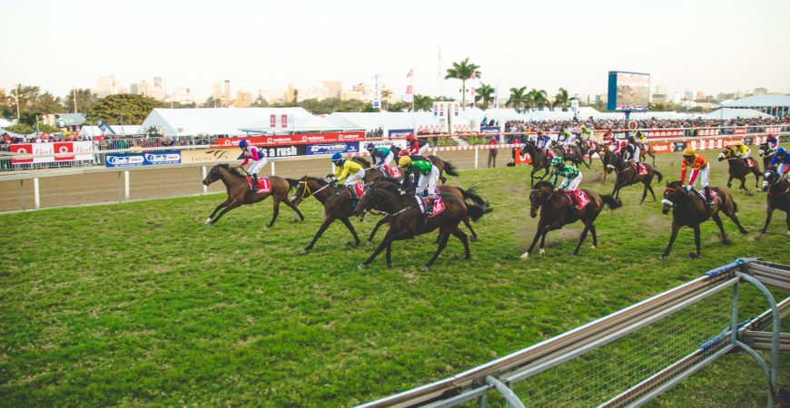 The Colour of Magic – Durban July 2017
