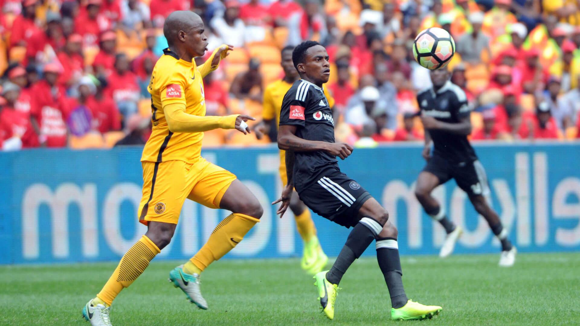 Kaizer Chiefs: Kaizer Chiefs Vs Orlando Pirates
