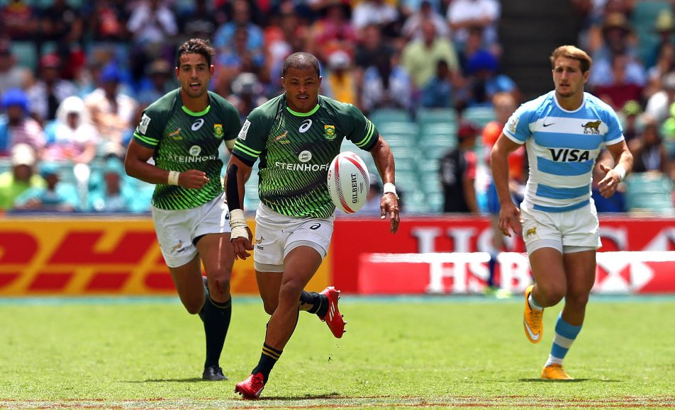 World Rugby HSBC Cape Town Sevens
