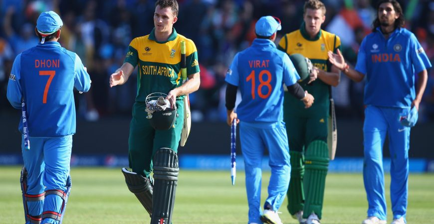 Proteas Summer ODI & T20 Fixtures