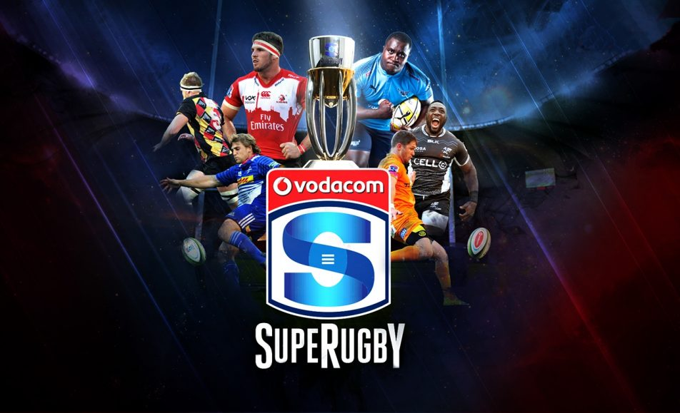 Vodacom Super Rugby Season 2018 (17 Feb - 4 Aug 2018)