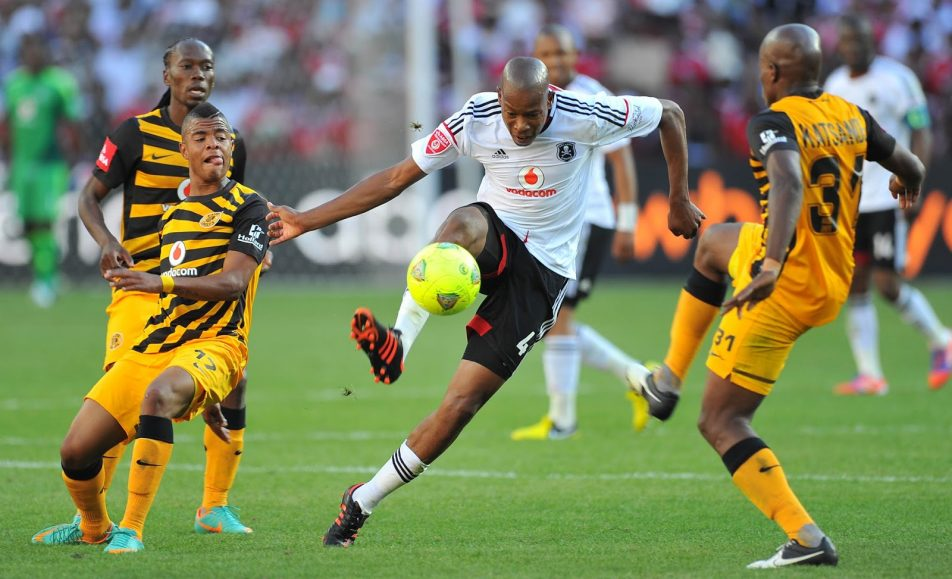 Kaizer Chiefs vs Orlando Pirates - 2018 Soweto Derby