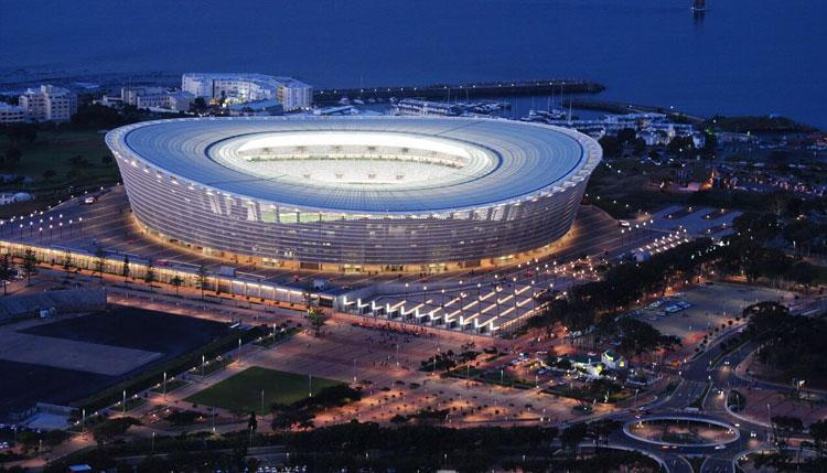 Cape Town Stadium - Beluga Hos...