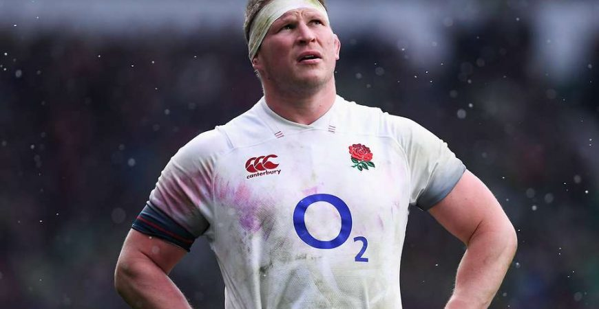 Dylan Hartley ruled out of England tour to South Africa
