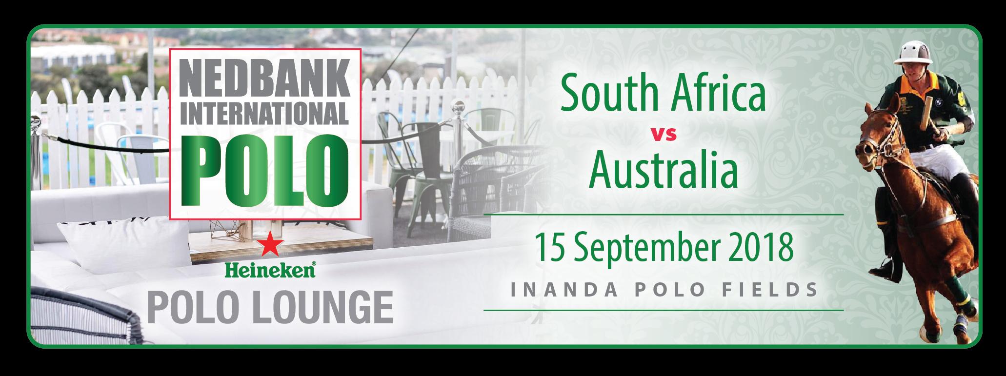 Nedbank International Polo - Inanda Fields - South Africa vs Australia