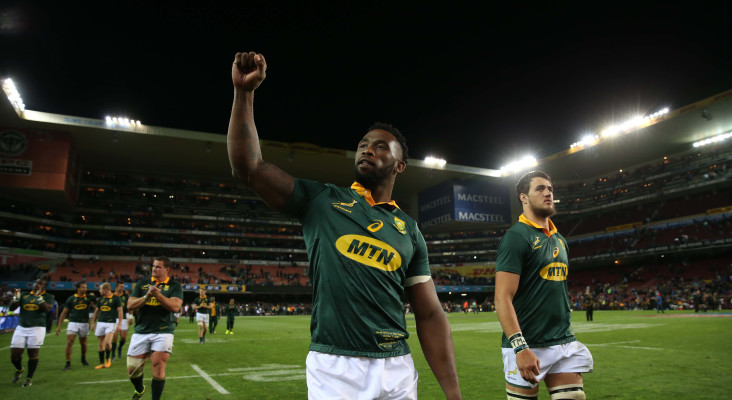 Springboks squad for tests against England - Captain Siya Kolisi