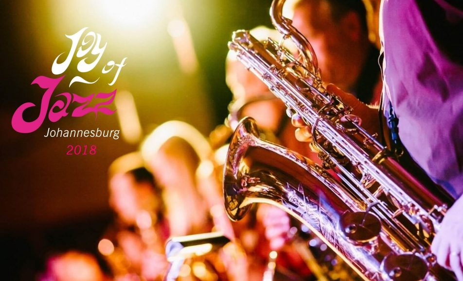 21st Standard Bank Joy of Jazz 2018(27-29 September 2018)