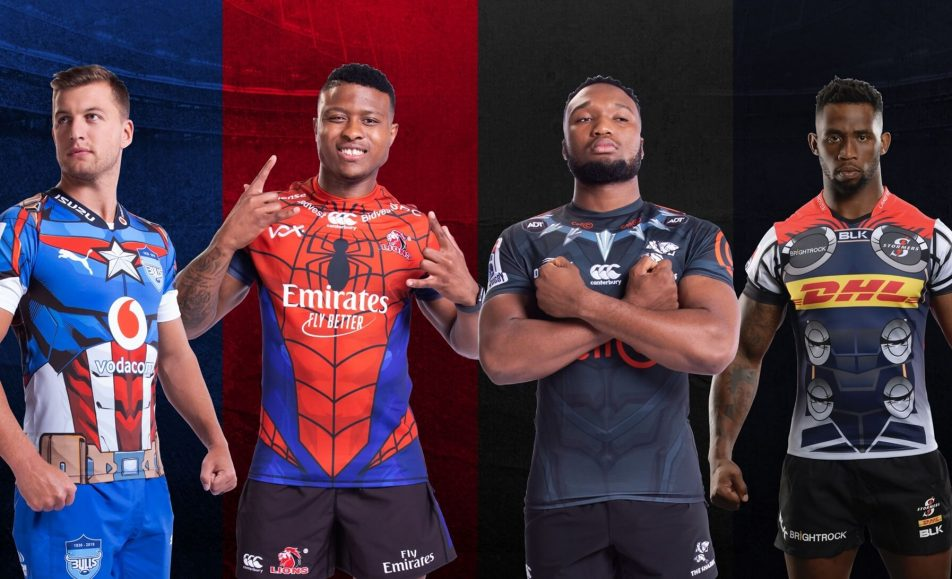 Vodacom Super Rugby Season 2019 (16 Feb - 6 Jul 2019)