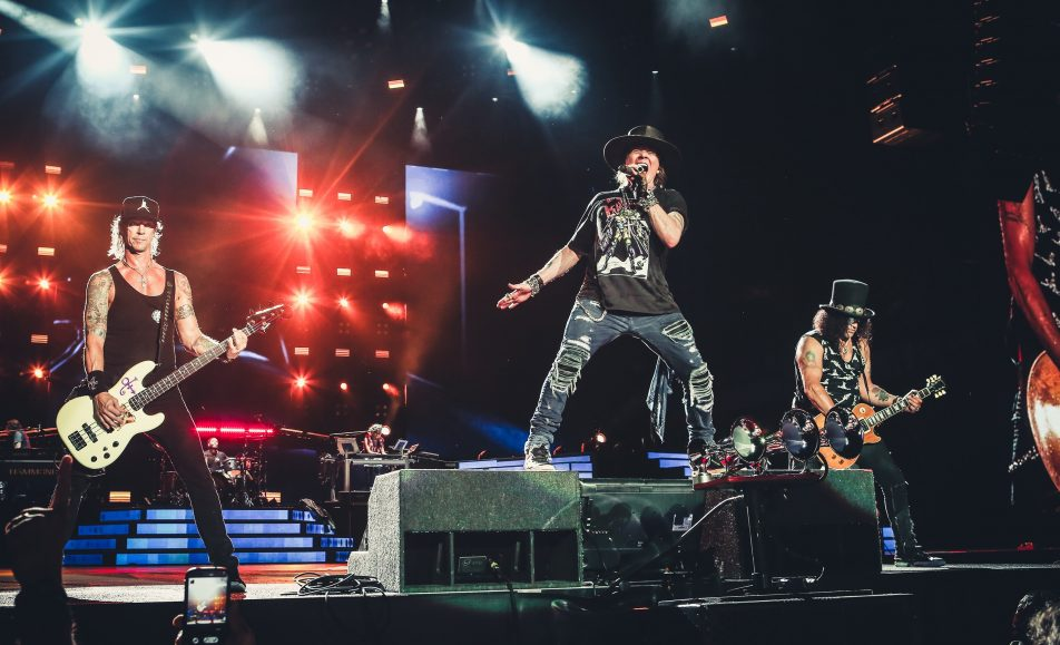 Guns N' Roses - Not In this Lifetime Tour 2018