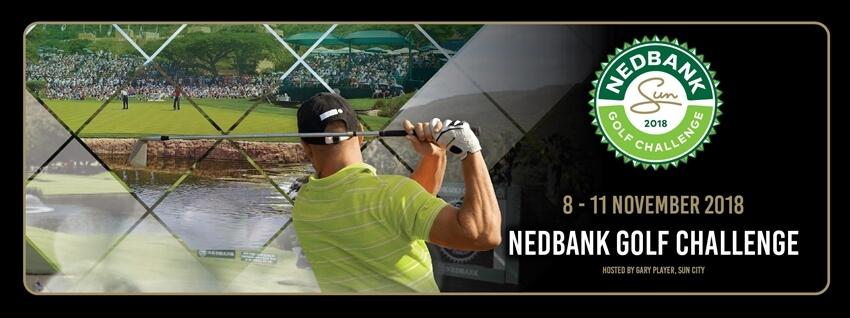 Nedbank Golf Challenge 2018 - Beluga Hospitality-banner