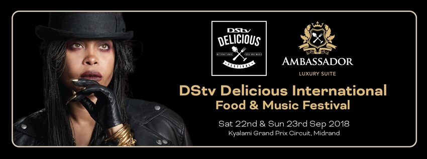 DStv Delicious International Food and Music Festival 2018 - Beluga Hospitality-banner