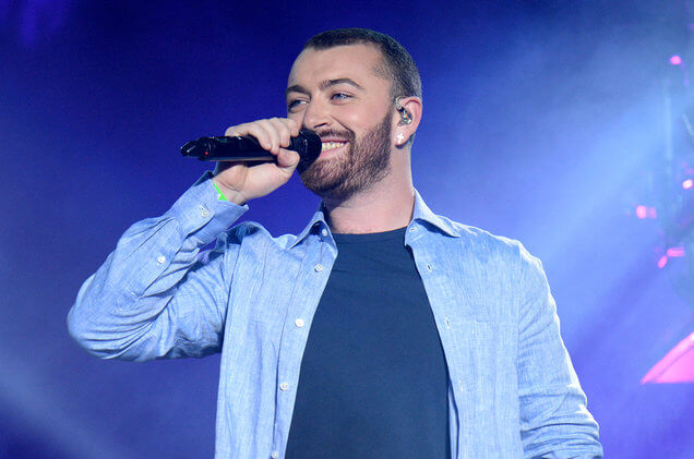 Sam Smith - The Thrill Of It All World Tour