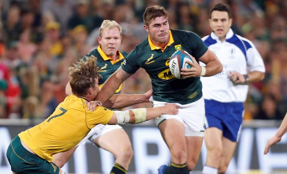 South Africa vs Australia – The Rugby Championship