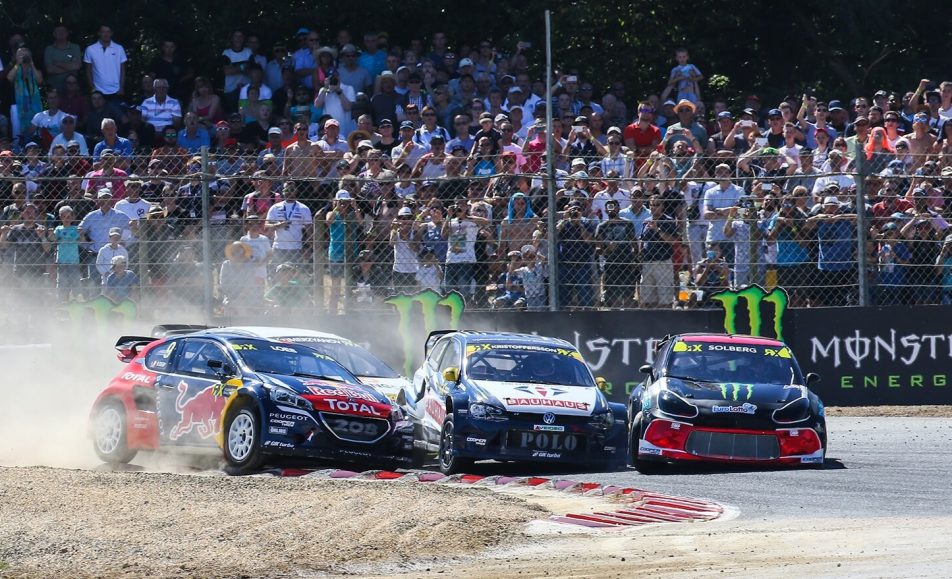 World RX Rallycross Championship – South Africa 2018