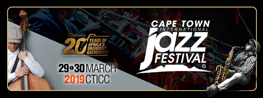 20th cape town international jazz festival