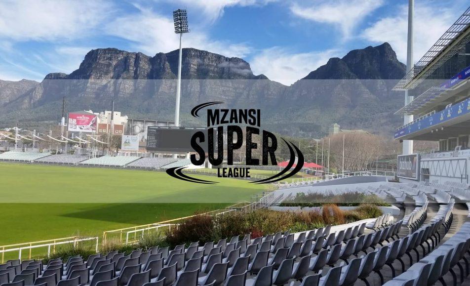 Mzansi Super League – Twenty20 Cricket