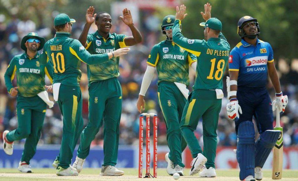 South Africa vs Sri Lanka ODI Series 2019